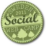 SSWC, Sweden Social Web Camp