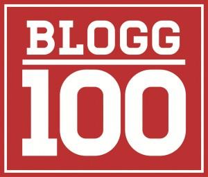 Logo för #blogg100