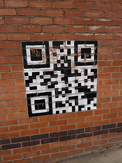 QR-kod. Foto: lydia_shiningbrightly. Licens: CC BY 2.0